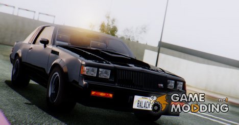 1987 Buick GNX for GTA San Andreas