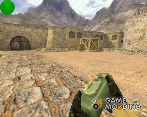 Ретекстур C4 для Counter-Strike 1.6