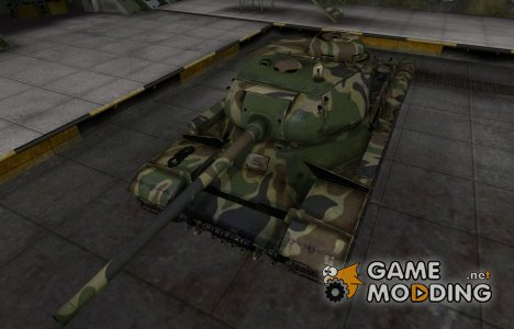 Скин для танка СССР ИС для World of Tanks