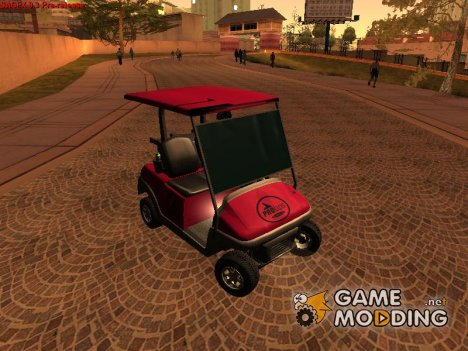 GTA 5 Caddy for GTA San Andreas