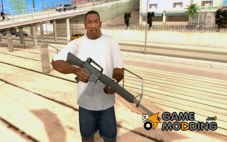 M16A2 for GTA San Andreas