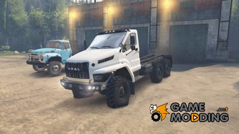 Урал Next 2.2 for Spintires 2014