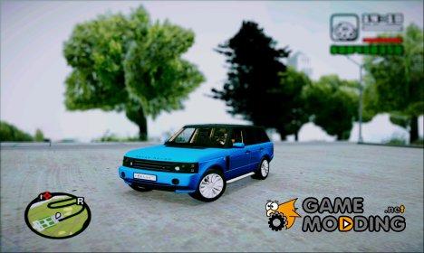 Range Rover Pontorezka for GTA San Andreas