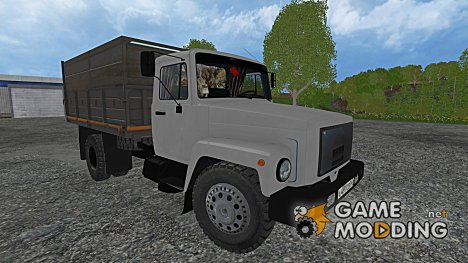 ГАЗ САЗ 35071 for Farming Simulator 2015