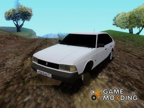 АЗЛК 2141 Колхоз for GTA San Andreas