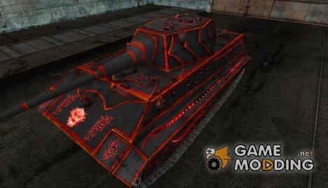 Шкурка для E-50 Dark Eldar (по Вархаммеру) для World of Tanks