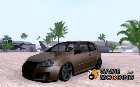 VW Golf 5 for GTA San Andreas