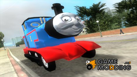 Thomas The Train for GTA Vice City