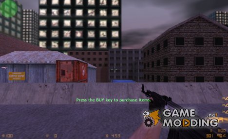 Dark AK 47 для Counter-Strike 1.6