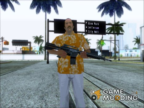 Fat (Two Thugs) для GTA San Andreas