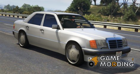 Mercedes-Benz E500 W124 v1.0 for GTA 5