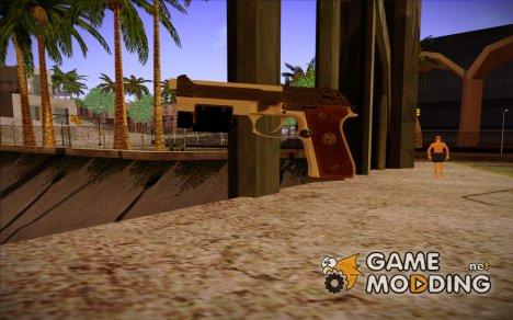 Samurai Edge из RE 5 for GTA San Andreas