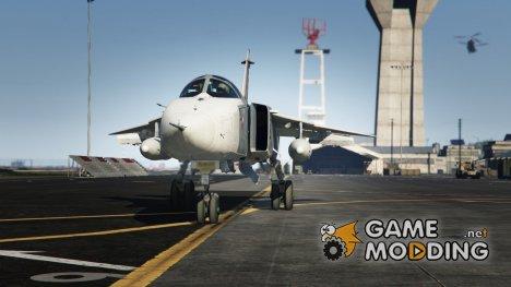 Su-24M для GTA 5