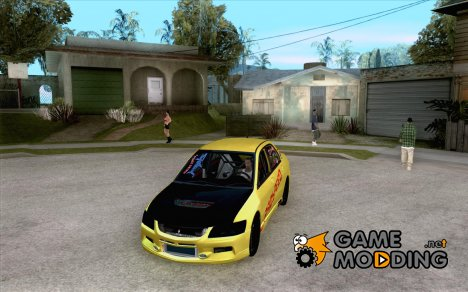 Mitsubishi Lancer Evolution VIII - ProSpeed для GTA San Andreas