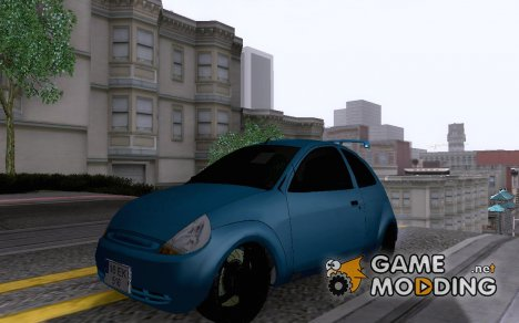 Ford Ka Tuning for GTA San Andreas