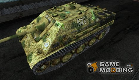 JagdPanther 23 for World of Tanks