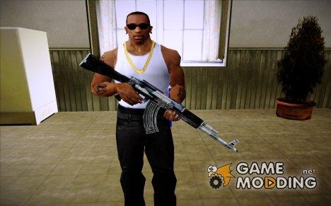 АК-103 из Warface для GTA San Andreas
