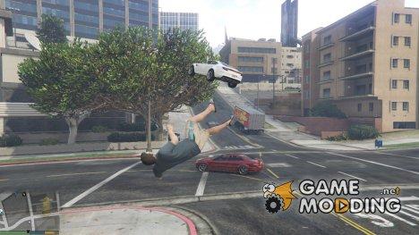 Mayhem Mod для GTA 5