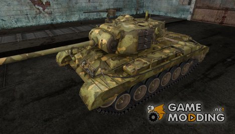 Шкурка для M46 Patton №15 for World of Tanks
