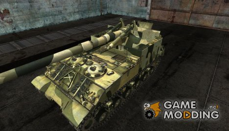 M40/M43 loli for World of Tanks