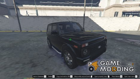 Lada Niva Urban for GTA 5
