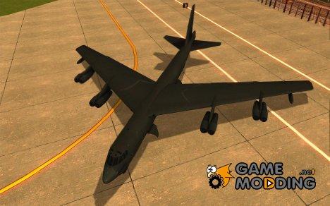 Boeing B-52 Stratofortress для GTA San Andreas