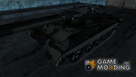 Шкурка для Т-54 для World of Tanks
