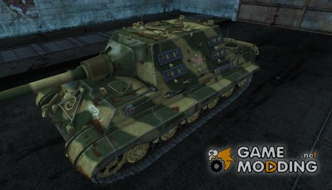 JagdTiger coldrabbit for World of Tanks
