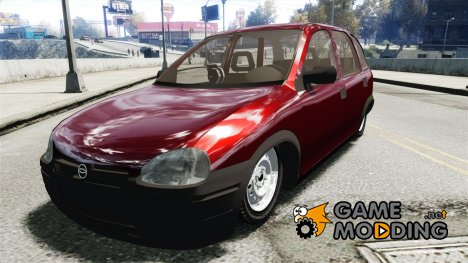 Opel / Chevrolet Corsa Hatch для GTA 4