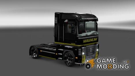 Скин для Renault Magnum for Euro Truck Simulator 2