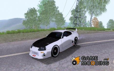 TRD Toyota Supra for GTA San Andreas
