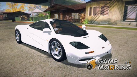 Mclaren F1 1993 for GTA San Andreas