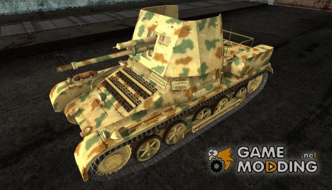 PanzerJager I  2 for World of Tanks