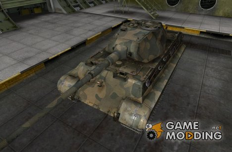PzKpfw VIB Tiger II 3 for World of Tanks