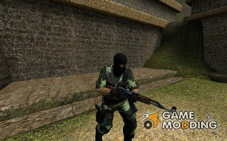 MGS-3 Spetsnaz look-alike для Counter-Strike Source