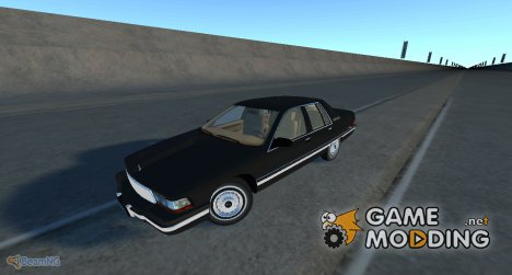 Buick Roadmaster 1996 for BeamNG.Drive