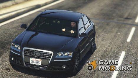 Audi A8 v1.4 for GTA 5