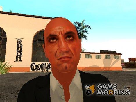 Memati from Kurtlar Vadisi Pusu for GTA San Andreas