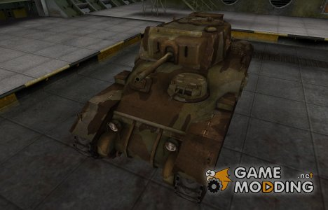 Американский танк Ram-II for World of Tanks