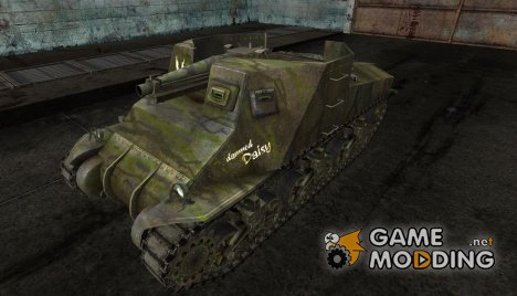 Шкурка для T40 for World of Tanks