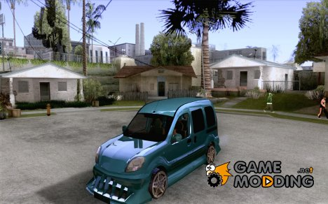 Renault Kangoo Tuning for GTA San Andreas