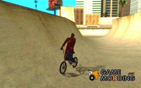 BMX Master для GTA San Andreas