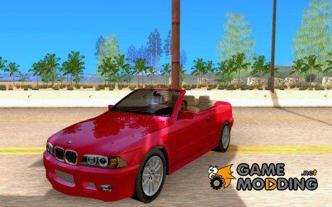 BMW 528 Cabrio for GTA San Andreas
