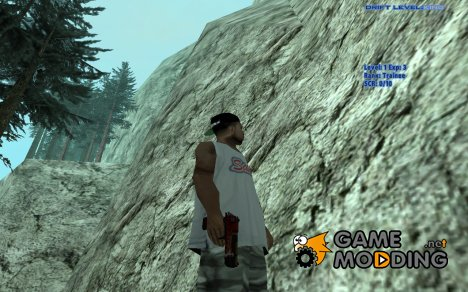 Пак оружия (номер 3) для GTA San Andreas