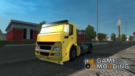 Fargo 2005 v 1.0 for Euro Truck Simulator 2