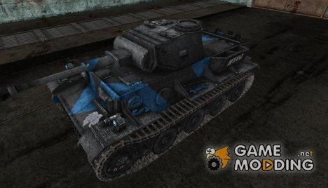 Шкурка для VK3601(H) for World of Tanks