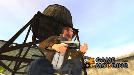 Полуавтоматический пистолет Kimber v.3 для GTA 4