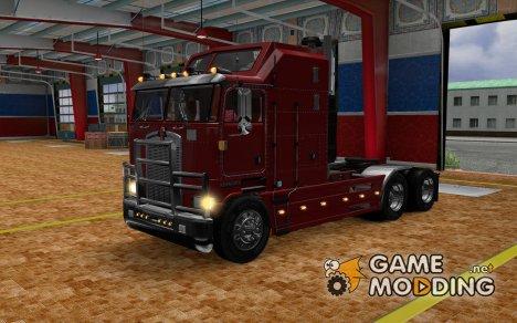 Kenworth K100 v5.0 for Euro Truck Simulator 2