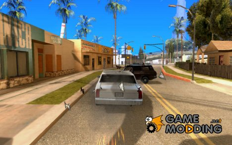 Реалистичные аварии for GTA San Andreas
