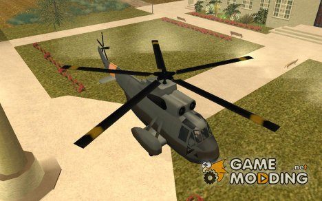 Enterable Leviathan для GTA San Andreas